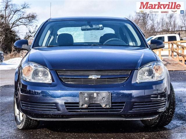 2010 Chevrolet Cobalt LT- EBONY- 2 SETS OF TIRES ON RIMS- CERTIFIED (Stk: 579363A) in Markham - Image 2 of 17