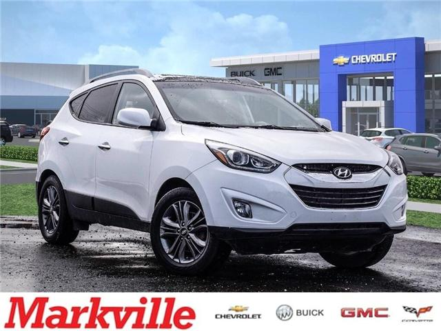 2014 Hyundai Tucson GLS-CERTIFIED PRE-OWNED-1 OWNER (Stk: 155617A) in Markham - Image 1 of 26