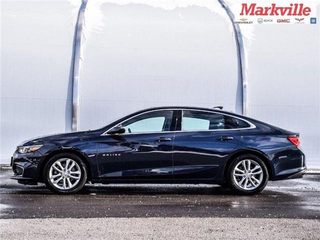 2016 Chevrolet Malibu NEW BODY STYLE-LT-GM CERTIFIED PRE-OWNED-1 OWNER (Stk: 402455B) in Markham - Image 4 of 25