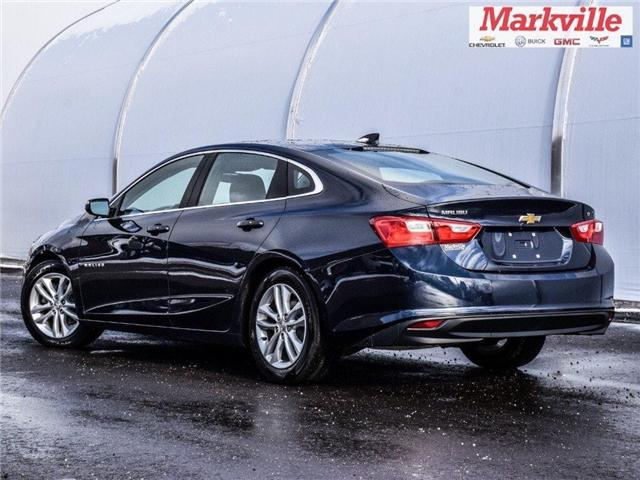 2016 Chevrolet Malibu NEW BODY STYLE-LT-GM CERTIFIED PRE-OWNED-1 OWNER (Stk: 402455B) in Markham - Image 6 of 25