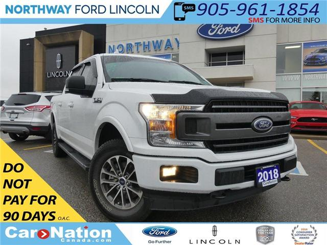 2018 Ford F-150 XLT | NAV | SPORT | REMOTE START | HTD SEATS | (Stk: F189840A) in Brantford - Image 1 of 25