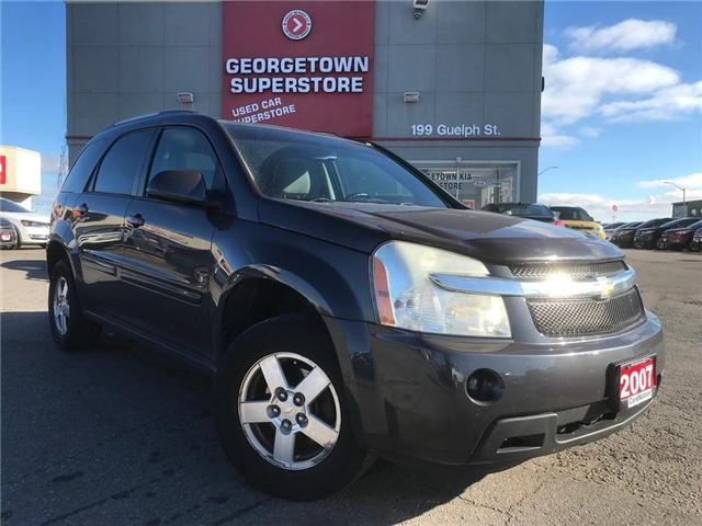 2007 Chevrolet Equinox LT  CLEAN CARFAX   AS IS   YOU CERTIFY YOU SAVE (Stk: ST19035A) in Georgetown - Image 2 of 25