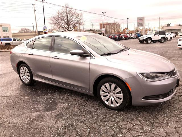 2015 Chrysler 200 LX (Stk: 44670) in Windsor - Image 1 of 11