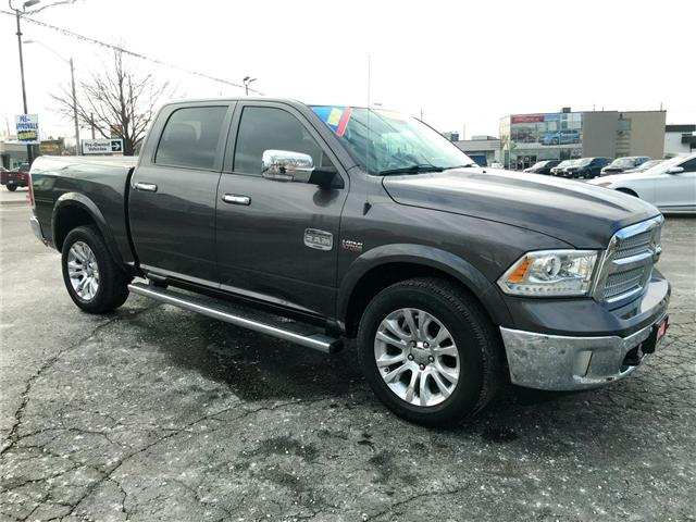 2014 RAM 1500 Longhorn (Stk: 44634A) in Windsor - Image 1 of 12