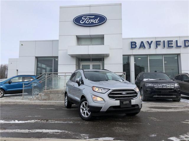 2018 Ford EcoSport SE (Stk: ET181571) in Barrie - Image 1 of 22
