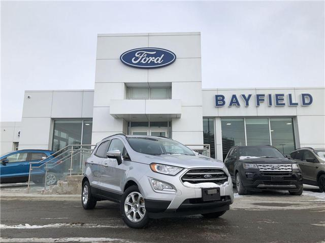 2018 Ford EcoSport SE (Stk: ET181557) in Barrie - Image 1 of 22