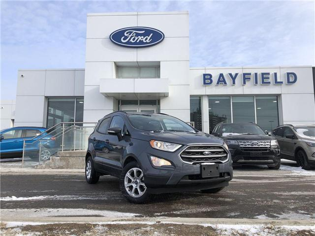 2018 Ford EcoSport SE (Stk: ET181566) in Barrie - Image 1 of 23