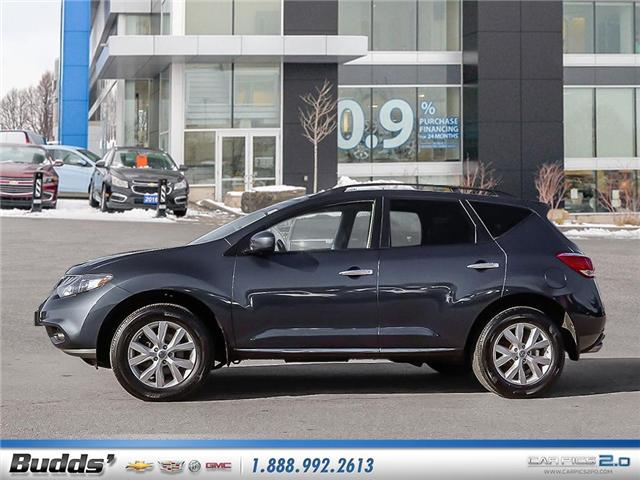2013 Nissan Murano SV (Stk: XT9047A) in Oakville - Image 2 of 25