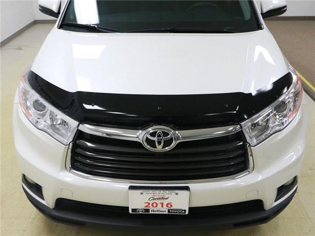 2016 Toyota Highlander XLE (Stk: 195007) in Kitchener - Image 25 of 29
