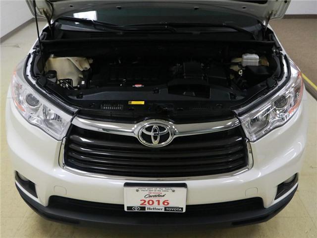 2016 Toyota Highlander XLE (Stk: 195007) in Kitchener - Image 26 of 29