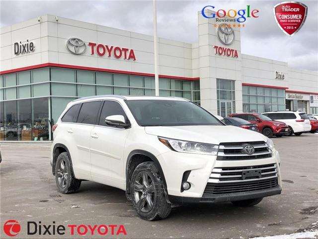 2018 Toyota Highlander Limited (Stk: 72237) in Mississauga - Image 1 of 22