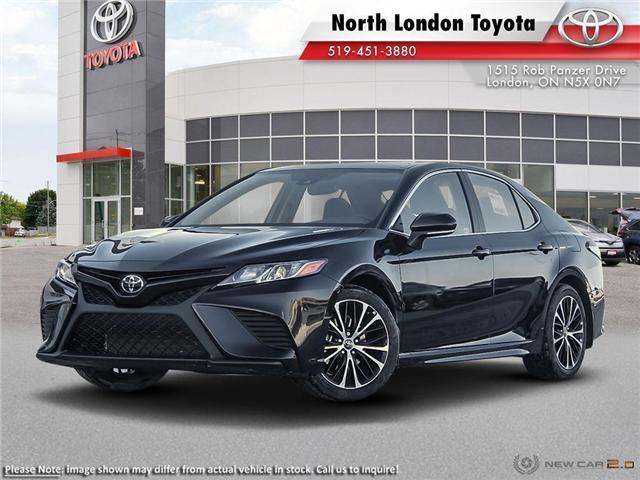 2019 Toyota Camry SE (Stk: 219131) in London - Image 1 of 24
