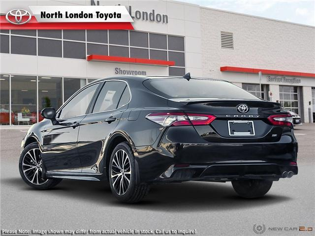 2019 Toyota Camry SE (Stk: 219131) in London - Image 4 of 24