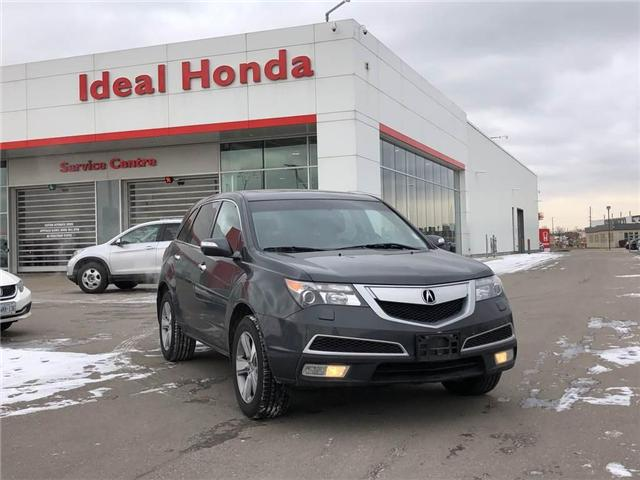 2013 Acura MDX Base (Stk: I190398A) in Mississauga - Image 1 of 7