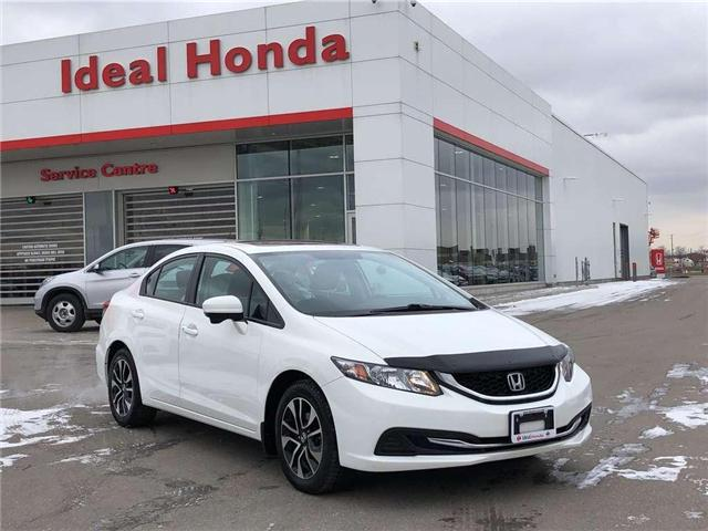 2015 Honda Civic EX (Stk: I190221A) in Mississauga - Image 1 of 19