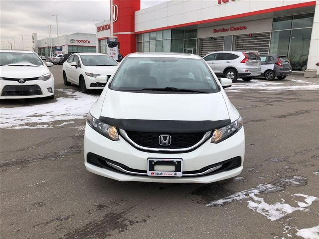 2015 Honda Civic EX (Stk: I190221A) in Mississauga - Image 2 of 19