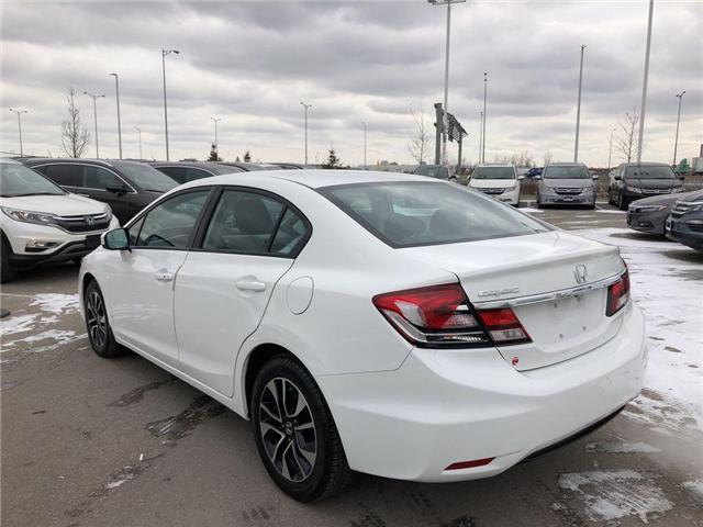 2015 Honda Civic EX (Stk: I190221A) in Mississauga - Image 5 of 19