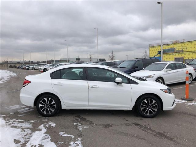 2015 Honda Civic EX (Stk: I190221A) in Mississauga - Image 8 of 19