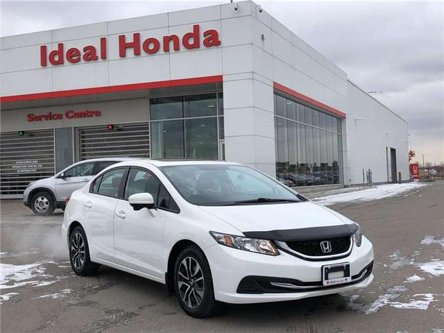 2015 Honda Civic EX (Stk: I190221A) in Mississauga - Image 9 of 19