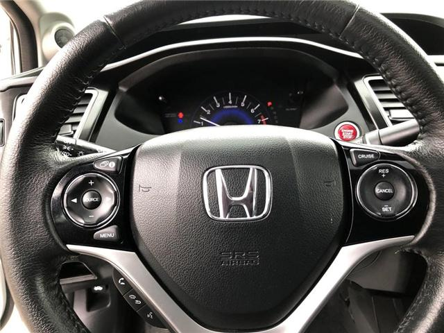 2015 Honda Civic EX (Stk: I190221A) in Mississauga - Image 13 of 19