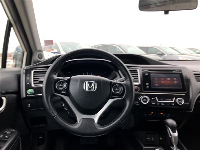 2015 Honda Civic EX (Stk: I190221A) in Mississauga - Image 17 of 19