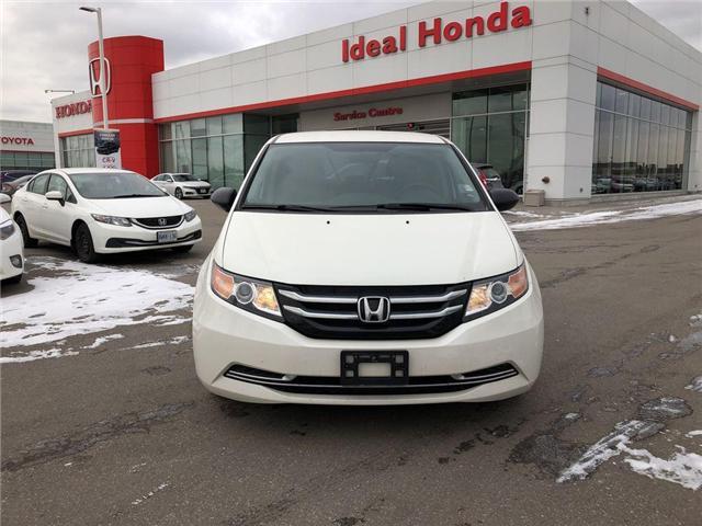 2016 Honda Odyssey SE (Stk: I190035A) in Mississauga - Image 2 of 10