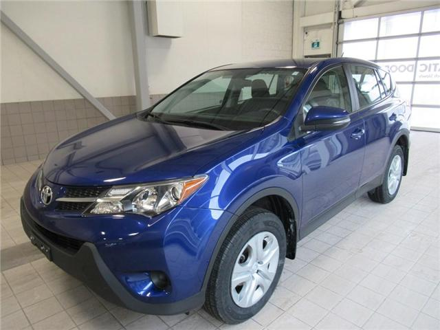 2015 Toyota RAV4 LE (Stk: 15874A) in Toronto - Image 2 of 16