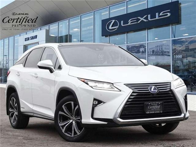 2016 Lexus RX 450h Base (Stk: 15878A) in Toronto - Image 3 of 21