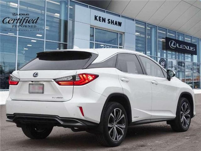 2016 Lexus RX 450h Base (Stk: 15878A) in Toronto - Image 5 of 21