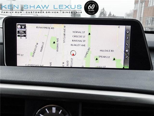 2016 Lexus RX 450h Base (Stk: 15878A) in Toronto - Image 20 of 21
