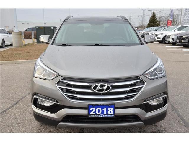 2018 Hyundai Santa Fe Sport SE (Stk: 545123) in Milton - Image 2 of 24