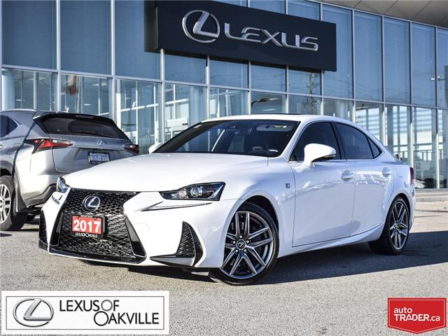 2017 Lexus IS 300 Base (Stk: UC7613) in Oakville - Image 1 of 22