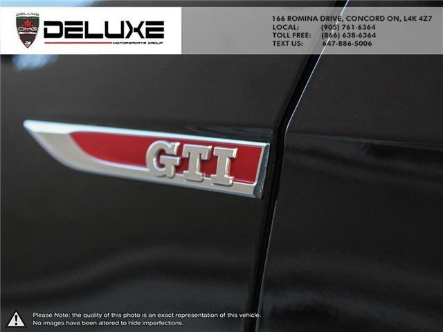 2017 Volkswagen Golf GTI 3-Door (Stk: D0520) in Concord - Image 7 of 17