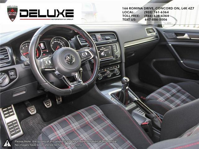 2017 Volkswagen Golf GTI 3-Door (Stk: D0520) in Concord - Image 9 of 17