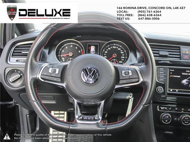 2017 Volkswagen Golf GTI 3-Door (Stk: D0520) in Concord - Image 10 of 17