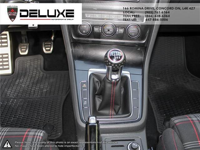 2017 Volkswagen Golf GTI 3-Door (Stk: D0520) in Concord - Image 11 of 17