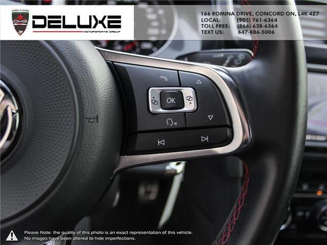 2017 Volkswagen Golf GTI 3-Door (Stk: D0520) in Concord - Image 14 of 17