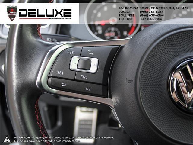 2017 Volkswagen Golf GTI 3-Door (Stk: D0520) in Concord - Image 16 of 17