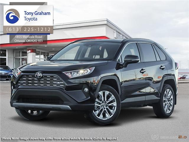 2019 Toyota RAV4 Limited (Stk: 57698) in Ottawa - Image 1 of 23