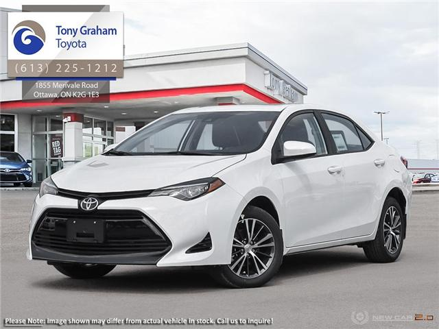 2019 Toyota Corolla LE Upgrade Package (Stk: 57799) in Ottawa - Image 1 of 23