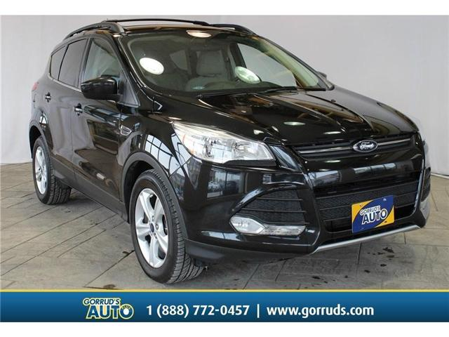 2014 Ford Escape SE (Stk: B87249) in Milton - Image 1 of 44