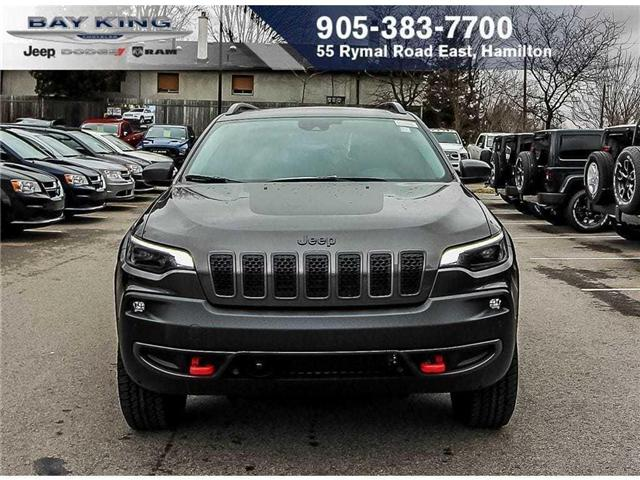 2019 Jeep Cherokee Trailhawk (Stk: 197505) in Hamilton - Image 2 of 23