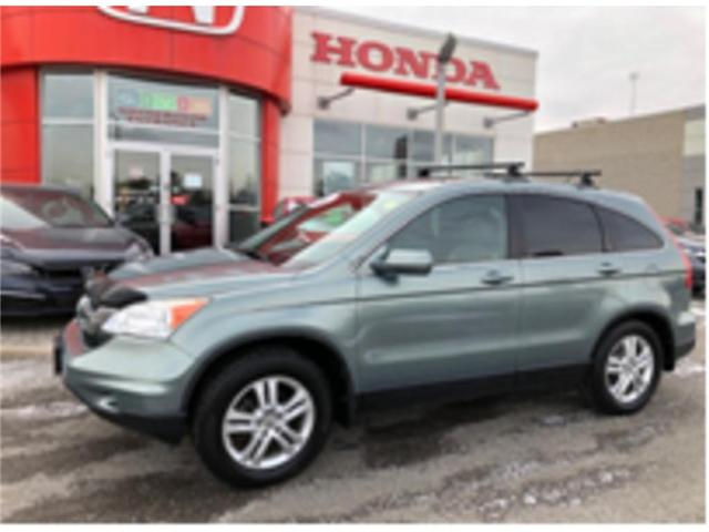 2011 Honda CR-V EX-L (Stk: P7009) in Georgetown - Image 1 of 9