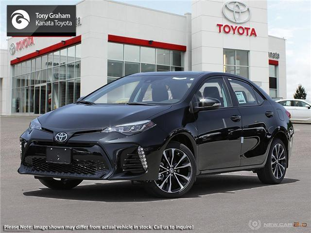 2019 Toyota Corolla SE Upgrade Package (Stk: 89212) in Ottawa - Image 1 of 24