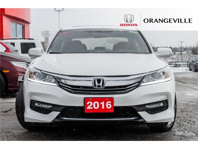 2016 Honda Accord Sport (Stk: V19062A) in Orangeville - Image 2 of 20