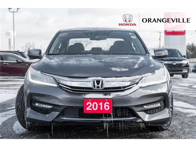 2016 Honda Accord Touring (Stk: V18360CDA) in Orangeville - Image 2 of 20