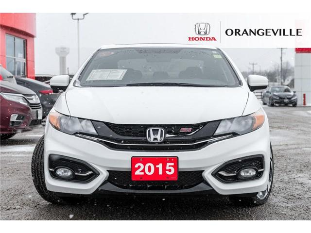 2015 Honda Civic Si (Stk: F19026A) in Orangeville - Image 2 of 20