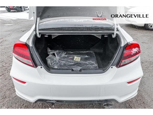 2015 Honda Civic Si (Stk: F19026A) in Orangeville - Image 7 of 20
