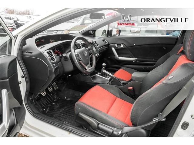 2015 Honda Civic Si (Stk: F19026A) in Orangeville - Image 8 of 20