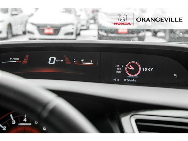 2015 Honda Civic Si (Stk: F19026A) in Orangeville - Image 14 of 20